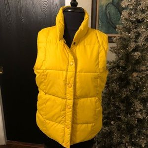 Lands End Down Vest S